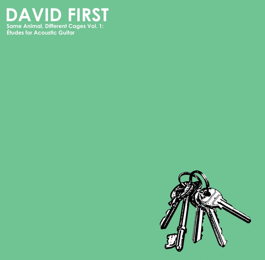 Vinyl LP - David First, Same Animal, Different Cages Vol. 1
