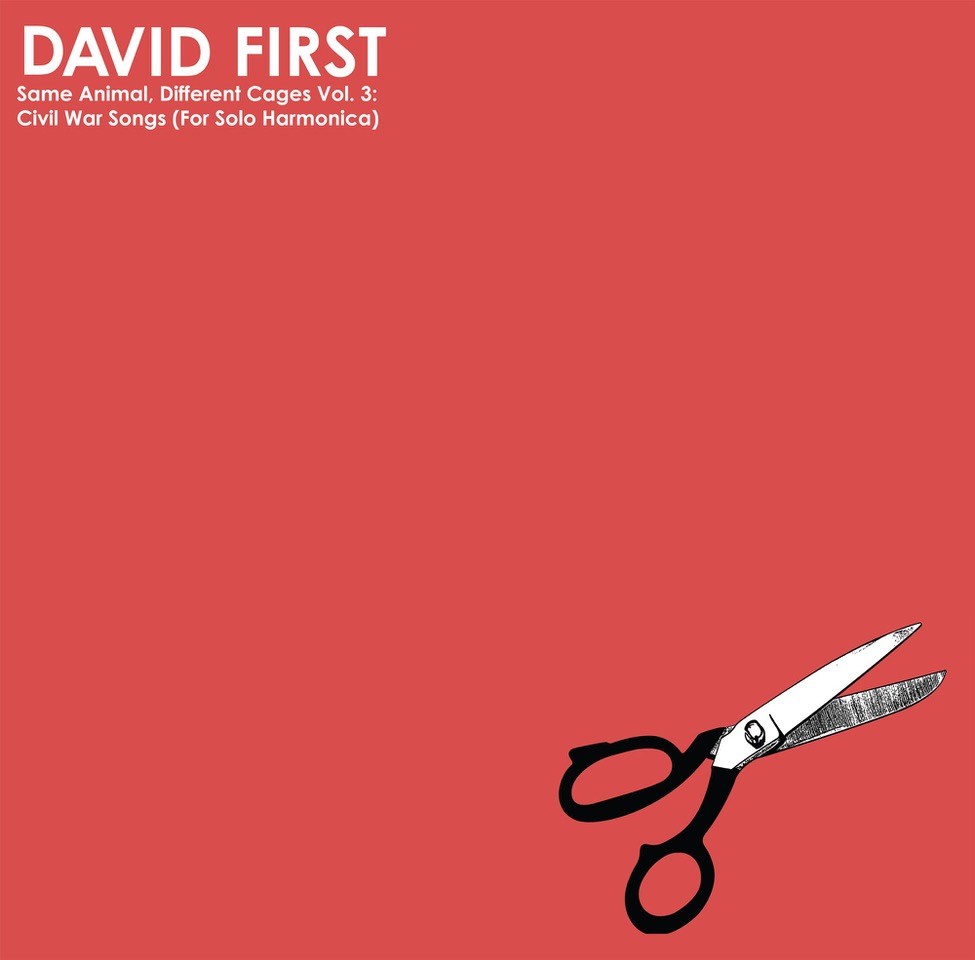 Vinyl LP - David First, Same Animal, Different Cages Vol. 3